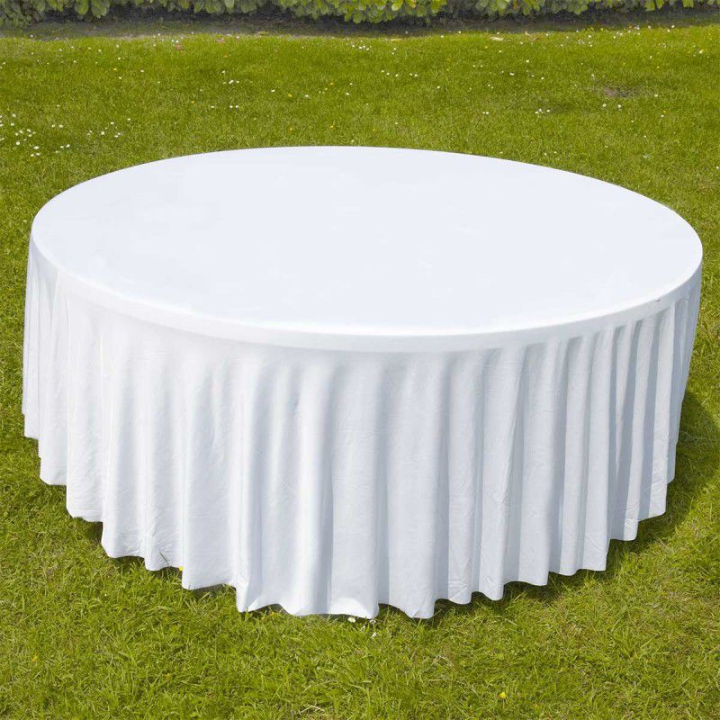 TABLE RONDE PVC 150 + HOUSE